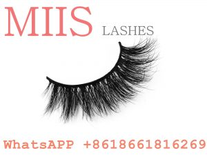 double mink fur eyelashes