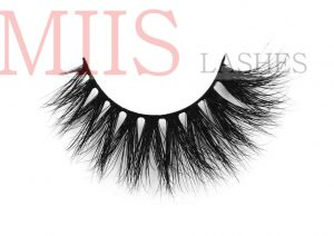 100% real mink false eye lashes
