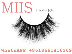 cruelty free mink lashes