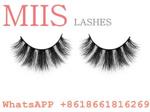 manufacturer custom eyelash