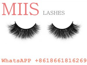 china 3d mink lash factory